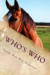 Who's Who Paperback