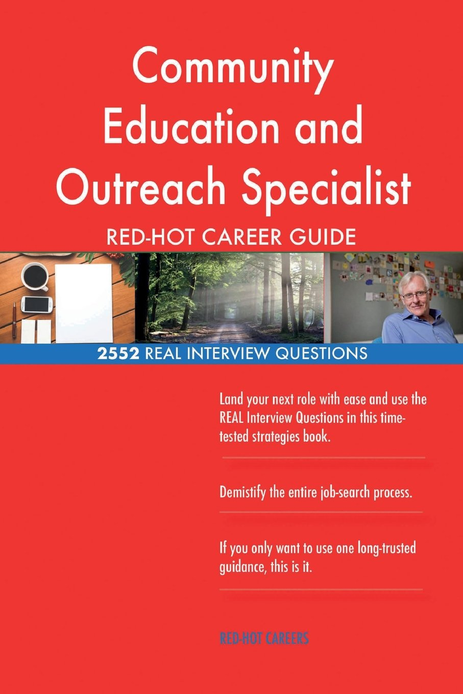 Download Community Education and Outreach Specialist RED-HOT Career; 2552 REAL Interview pdf epub