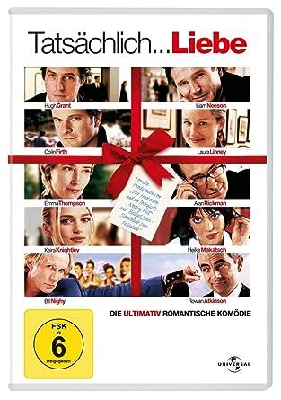 Tatsachlich Liebe Amazon De Hugh Grant Keira Knightley Colin