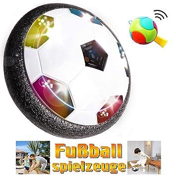 GILOBABY Balón de fútbol Infantil parachoques de espuma con luces ...