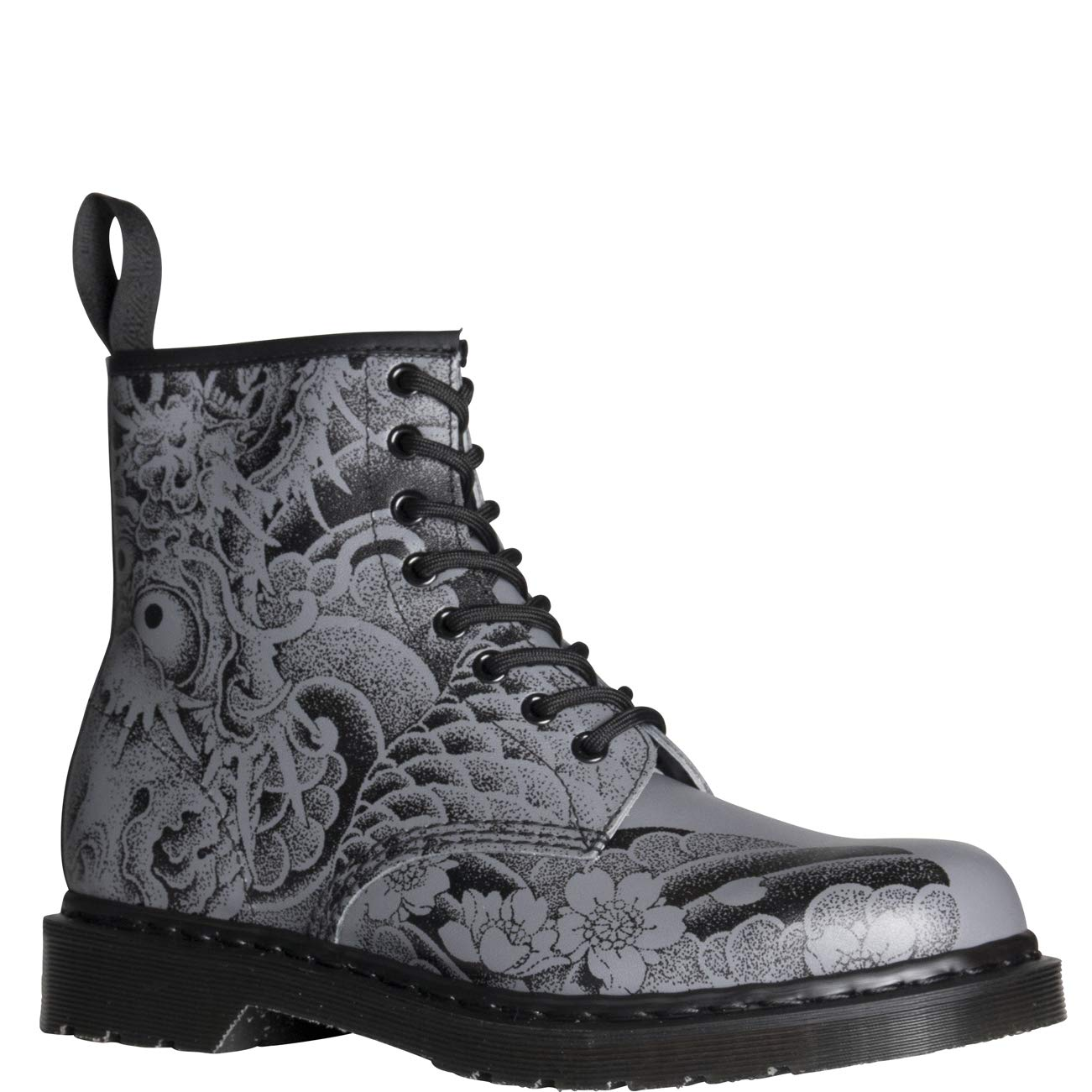 Dr Martens Unisex Adults 1460 Print Orignals Tattoo