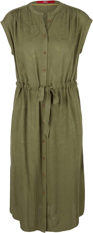 s.Oliver Damen Kleid kurz
