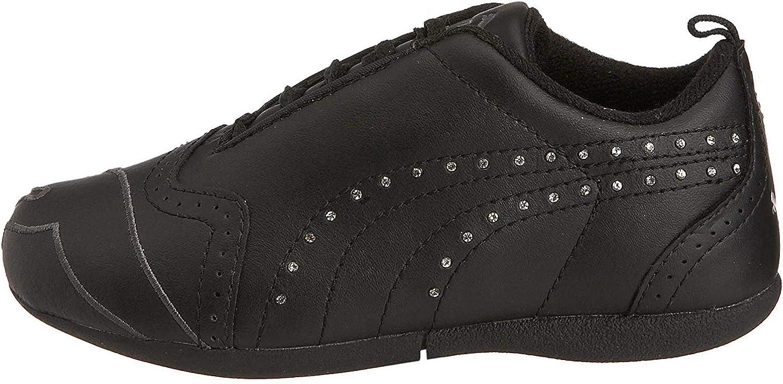 PUMA Girl Shoes Sela Diamond Rhinestone
