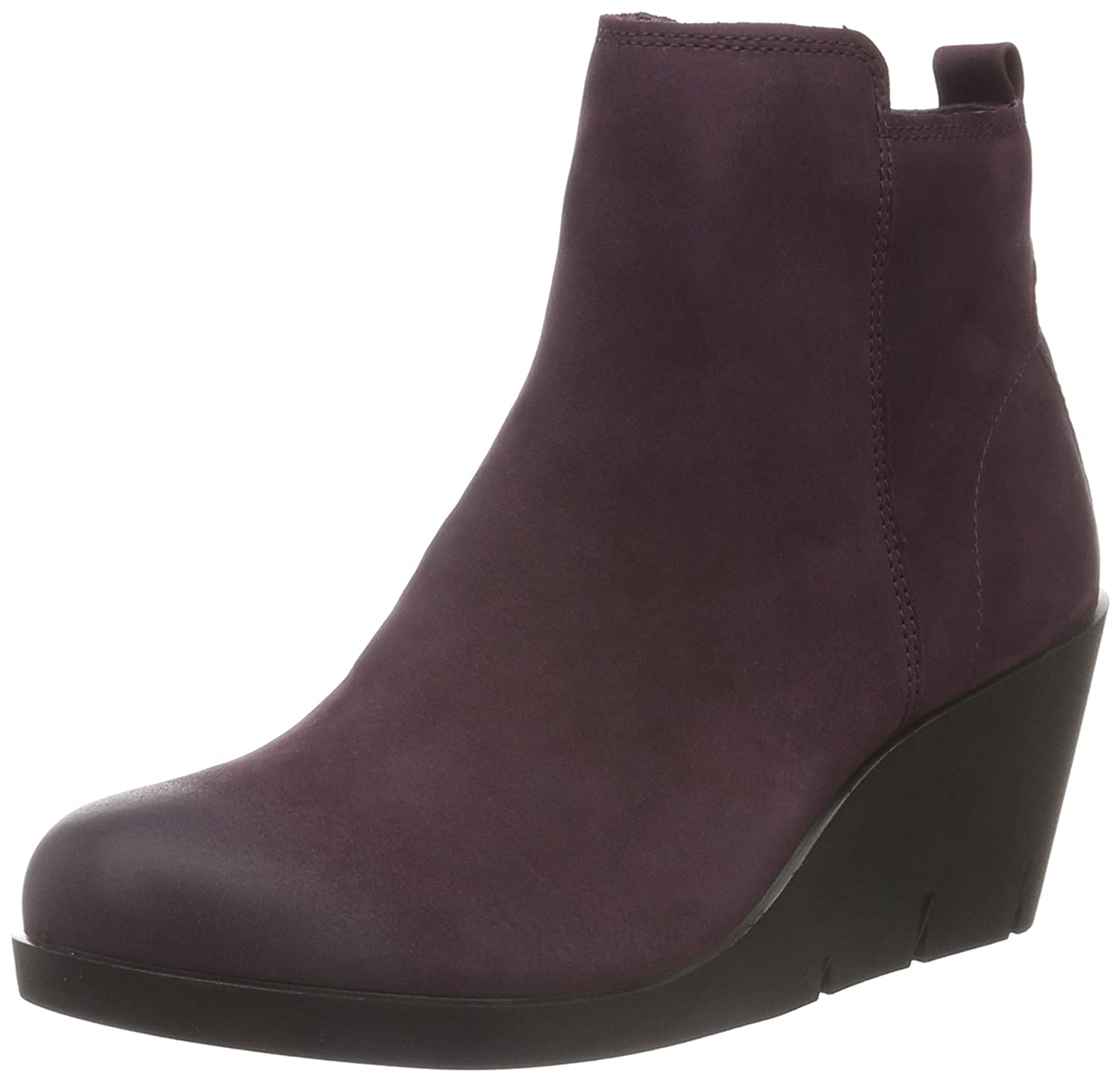 70d40f72a7b0 ECCO Women s s Bella Wedge Ankle Boots  Amazon.co.uk  Shoes   Bags