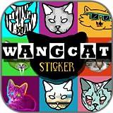 Wangcats stickers