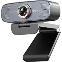 1080P Web Camera - Angetube HD Webcam with Microphone - USB Computer Camera with 90-Degree Wide Angle, Plug and Play for…