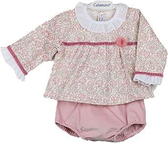CALAMARO - Blusa CUBREPAÑAL bebé-niños: Amazon.es: Ropa y accesorios