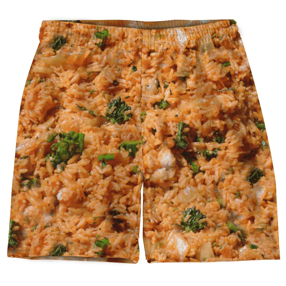 Beloved Shirts Kimchi Fried Rice Weekend Shorts 1132778565