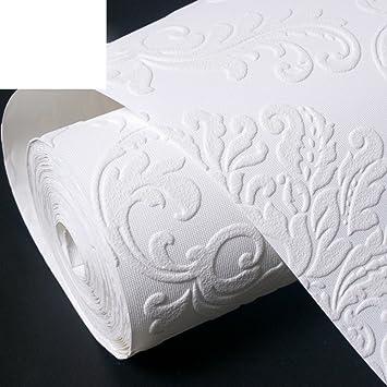 Decke Dach Tapete Salon non-Woven Tuch einfach moderne Tapete Relief ...