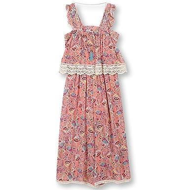 61e42ad5da5 Amazon.com  Speechless Girls  Big Popover Jumpsuit  Clothing