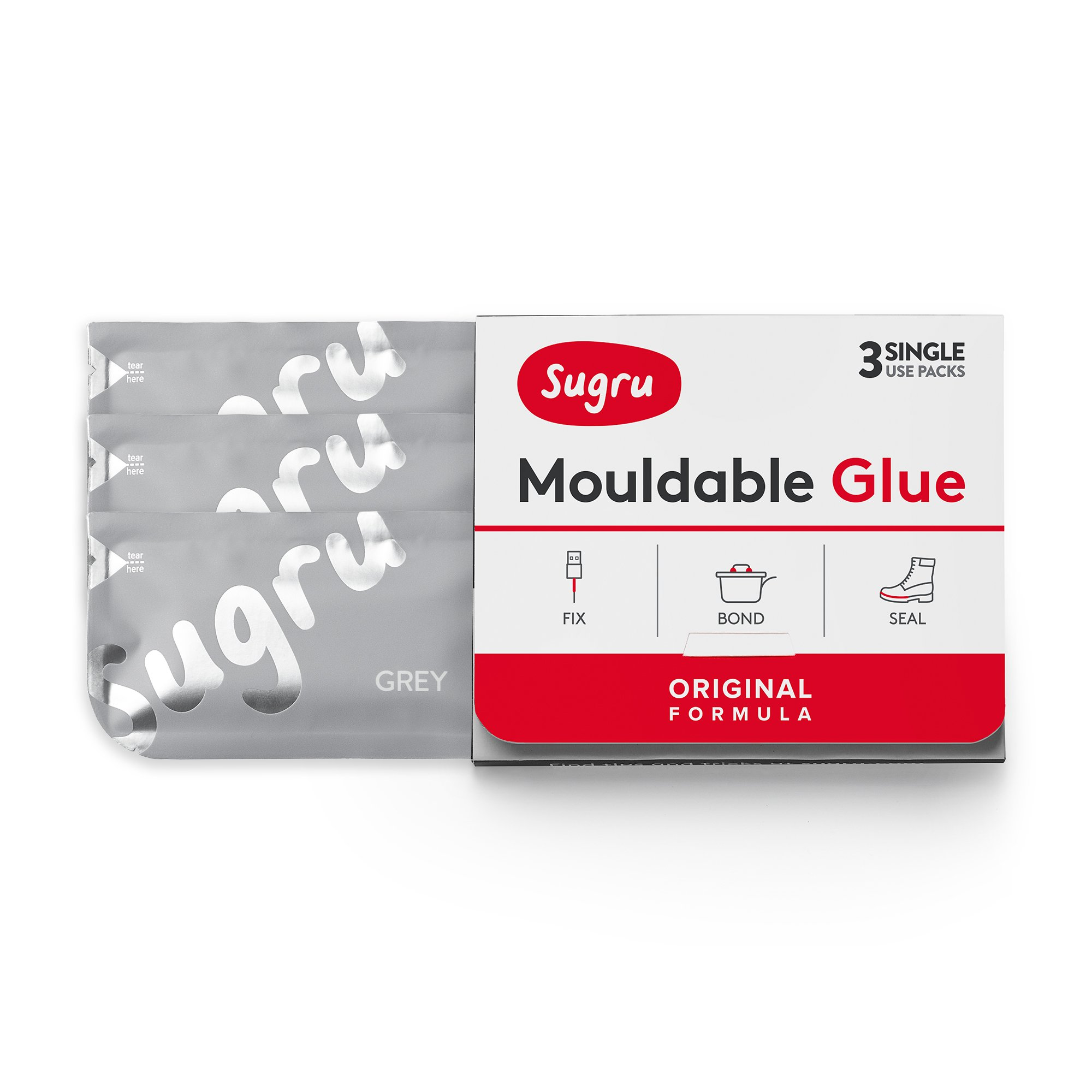Mouldable Glue by Sugru