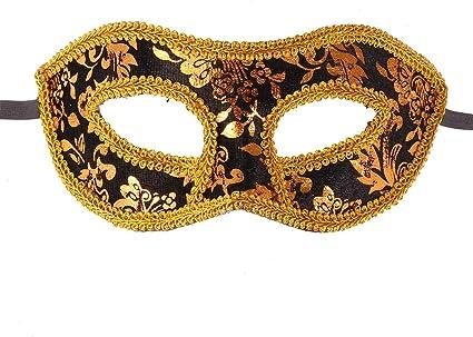 Men Masquerade Mask Face Mask Venetian Masks for Fancy Dress Ball Roman Party GL