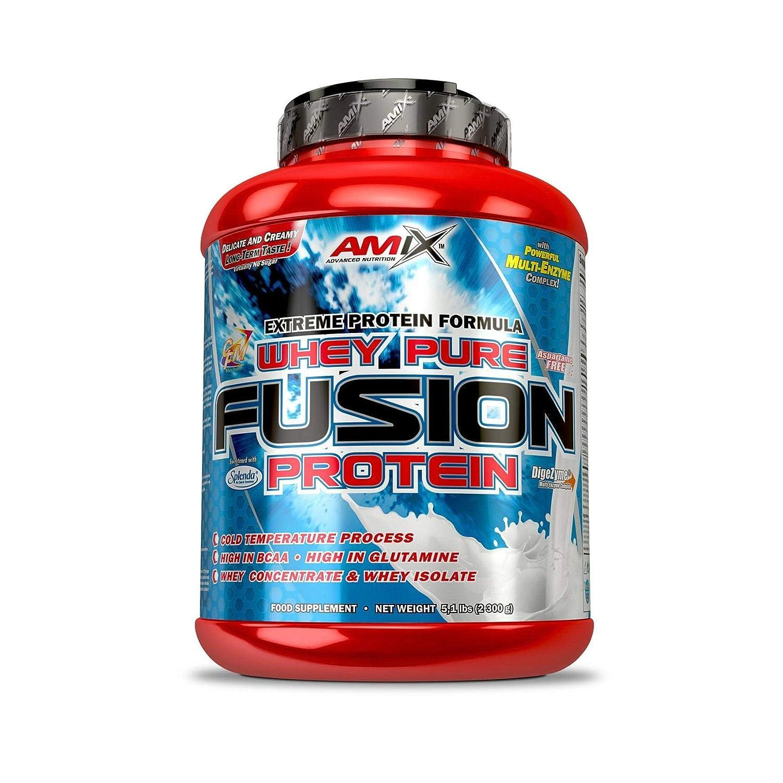 Amix Whey Pure Fusion 2,3 kg - Sabor - Frutas del Bosque