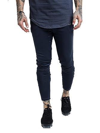 44b8bc42e2d SikSilk Men Sweat Pants Reflective Sprint  Amazon.co.uk  Clothing