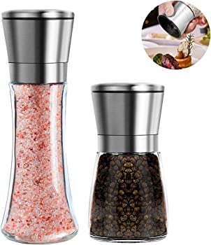 Collen Salt & Pepper Grinder Mill Set