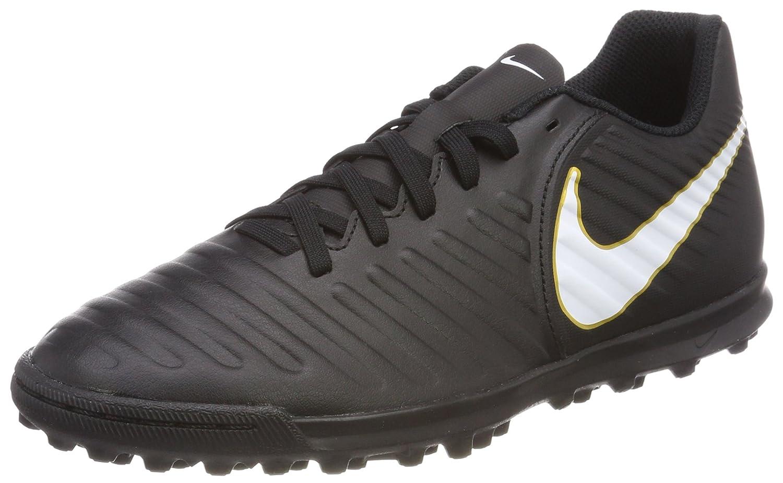Nike Herren Tiempox Rio IV TF Fuszlig;ballschuhe  XL Rot