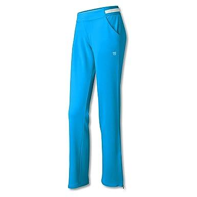Wilson - Pantalones de pádel para Mujer, tamaño XS, Color Azul ...