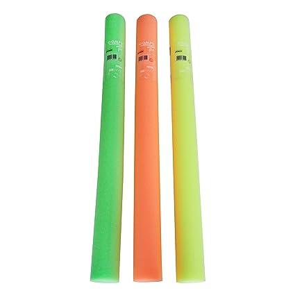 Grevinga® Corta Pasta piscina – – Tubo flotador – neonfarbig – Espada láser – Aprox