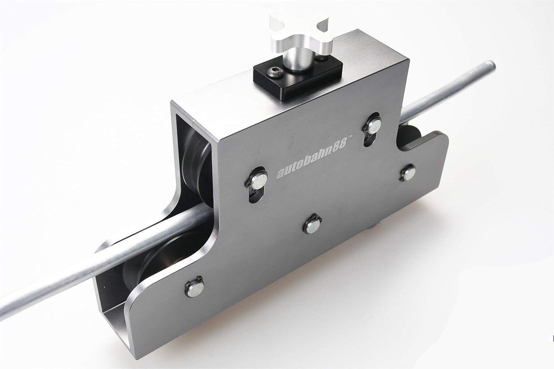 Autobahn88 Dual Hose Separator 0.47 Hose OD 12mm for 4AN Fuel Hose