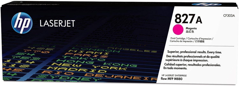 HP 827A | CF303A | Toner Cartridge | Magenta