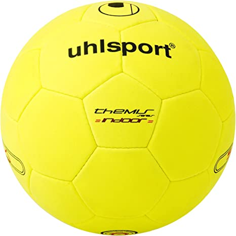 Uhlsport Themis - Balón de fútbol indoor: Amazon.es: Deportes y ...