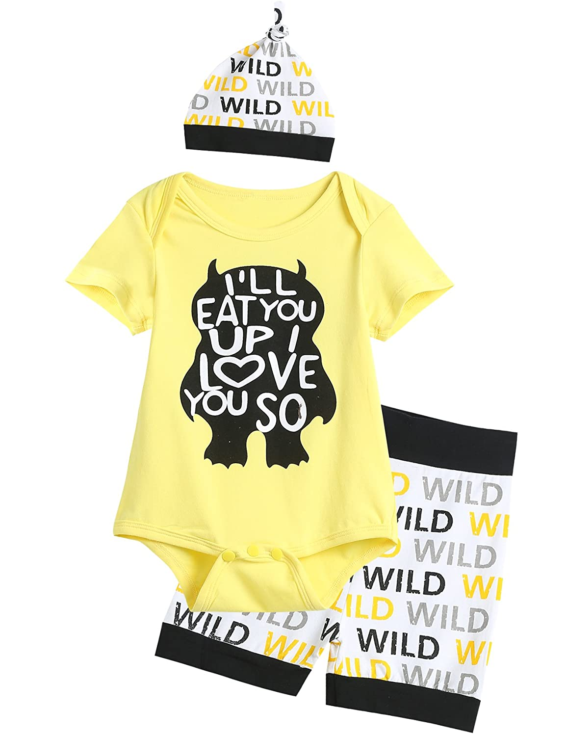 7720cc4dd Clothes nice for Halloween day, daily wear, taking photograph or travel. A  perfect birthday or baby shower gift idea for your little one ever