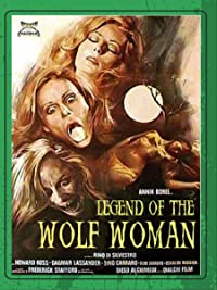 Amazon.com: Legend of the Wolf Woman: Sinister Cinema ...