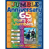 Jumble® Anniversary: 65 Years of Jumbles!