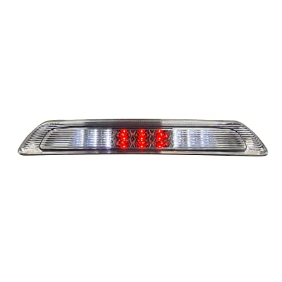 Roane Concepts LED 3rd Third Brake Light Bar - Replacement for 2007-2020 Toyota Tundra (Clear): Automotive