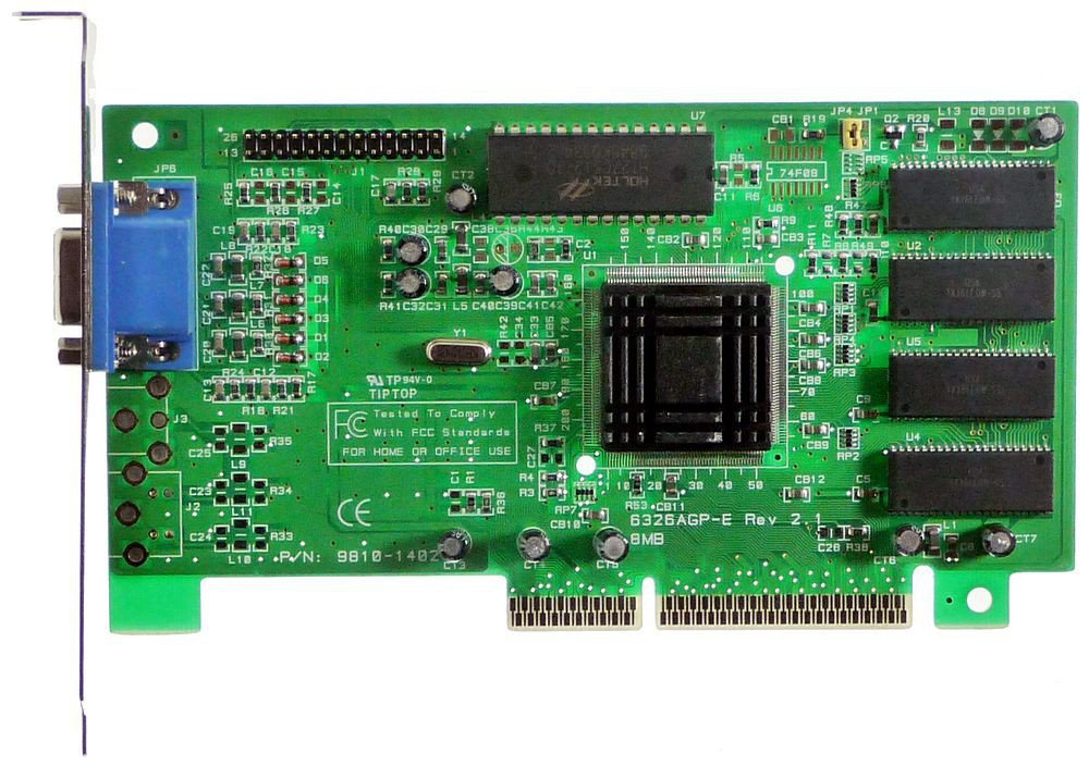 Tarjeta gráfica AGP Sis c6326 id5885: Amazon.es: Electrónica