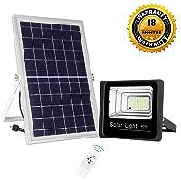 Deals on Bestqool 40W Solar Flood Light 2500 Lumens