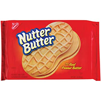 Image result for Nutter Butter Cookies
