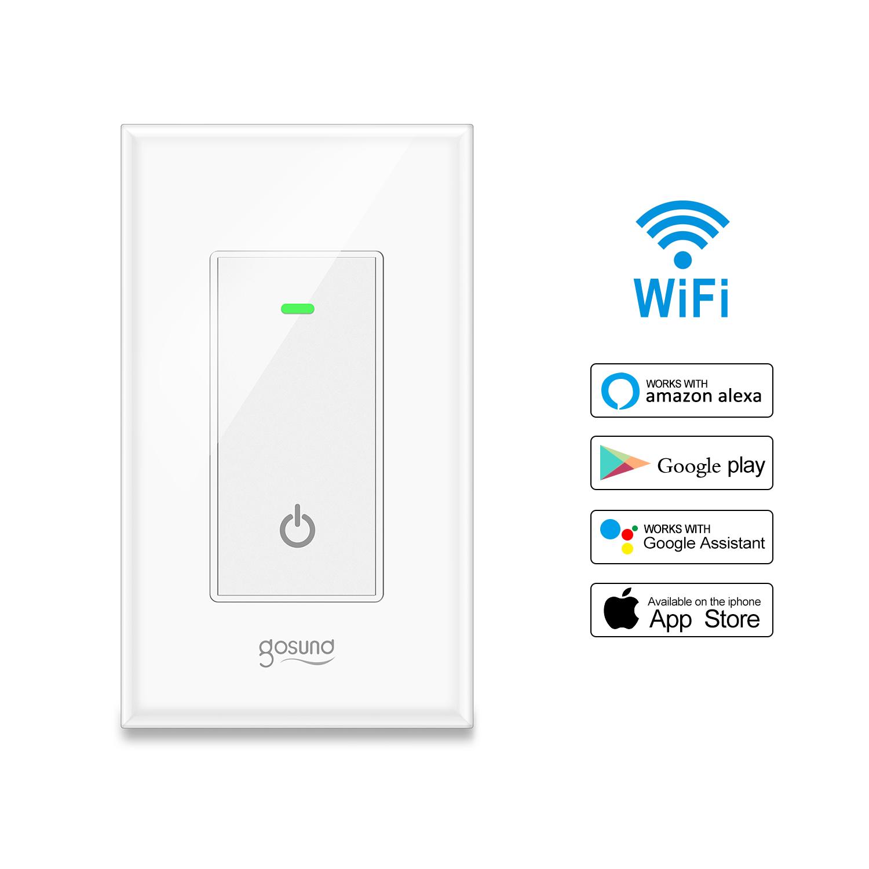 쇼핑365 해외구매대행 | Smart Light Switch, Gosund 15A Smart