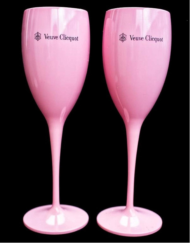 1 x Rose veuve clicquot verre cliquot dans lunivers des fl/ûtes ice cup champager sanzibar moet imperial