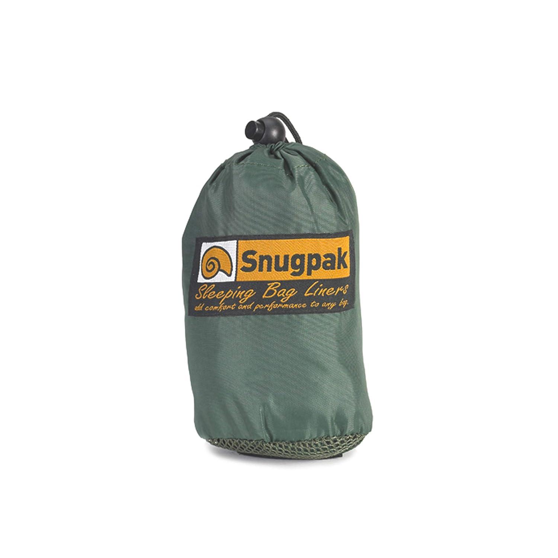 Moisture Wicking Black Snugpak Paratex Sleeping Bag Liner Lightweight
