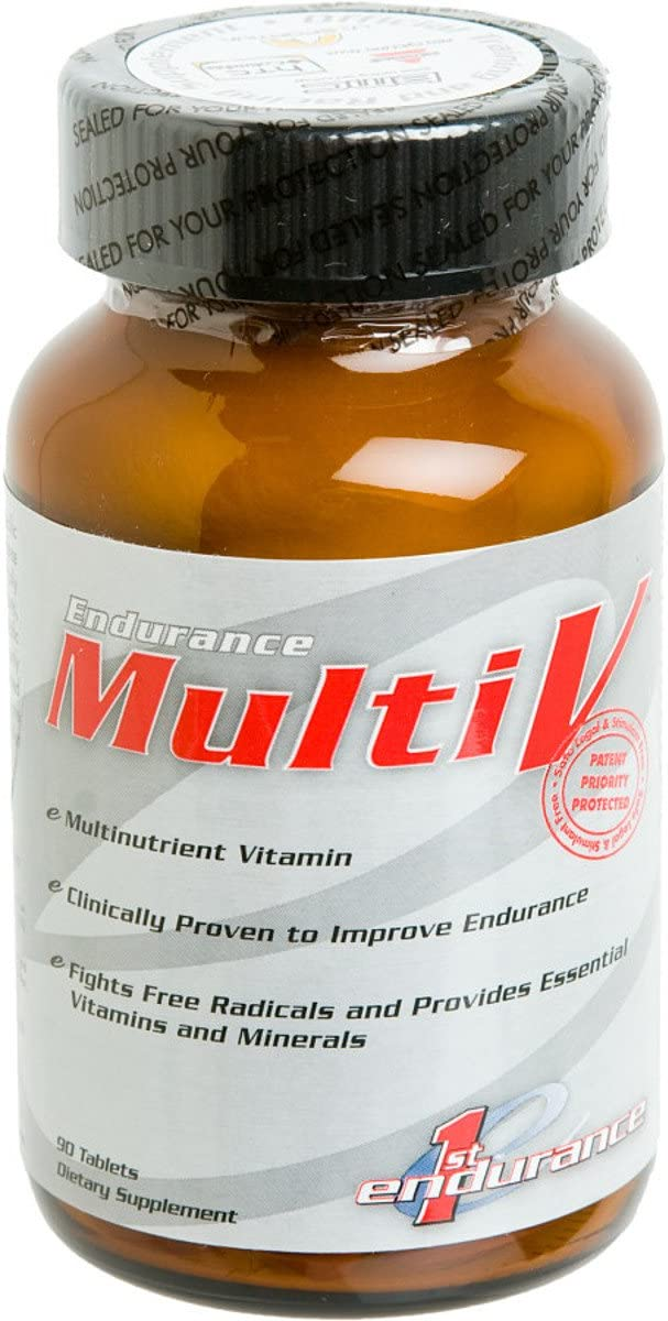 First Endurance Performance Multivitamin 30 Count