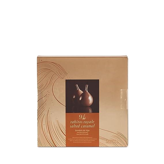 bombones rabitos royal chocolate con leche sabor caramelo ...