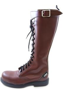 Cult Vintage Women Leather Chelsea Boot Old River 5994 Brown Refurbished (36, Brown)