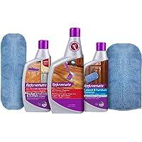 Rejuvenate Floor Renewer Kit, includes: All Floors Cleaner 32 oz, Floor Restorer 16oz, Cabinet & Furniture Restorer 13oz…