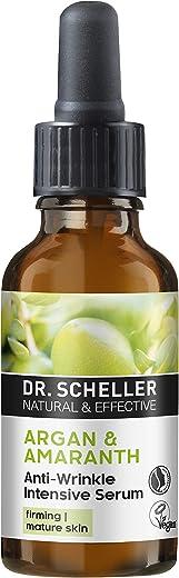 Dr. Scheller Anti-Wrinkle Intensive Serum, Argan & Amaranth, 1.0 fl oz (30 ml)