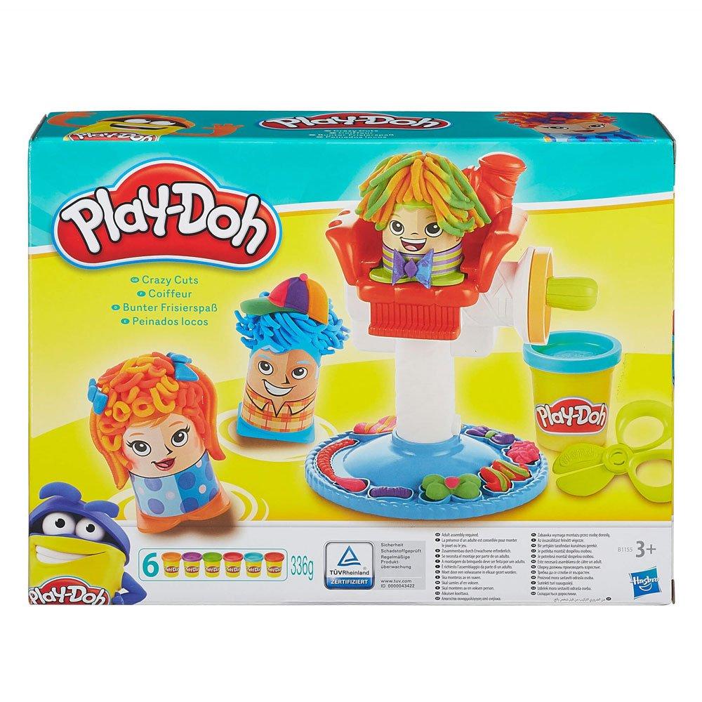 Playdoh Peinados Locos: Amazon.es: Juguetes y juegos