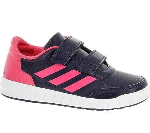 half off 79790 71ee1 Adidas Altasport Cloudfoam, Scarpe da Fitness Unisex-Bambini, Blu  NobinkSuppnkFtwwht, 34 EU Amazon.it Scarpe e borse