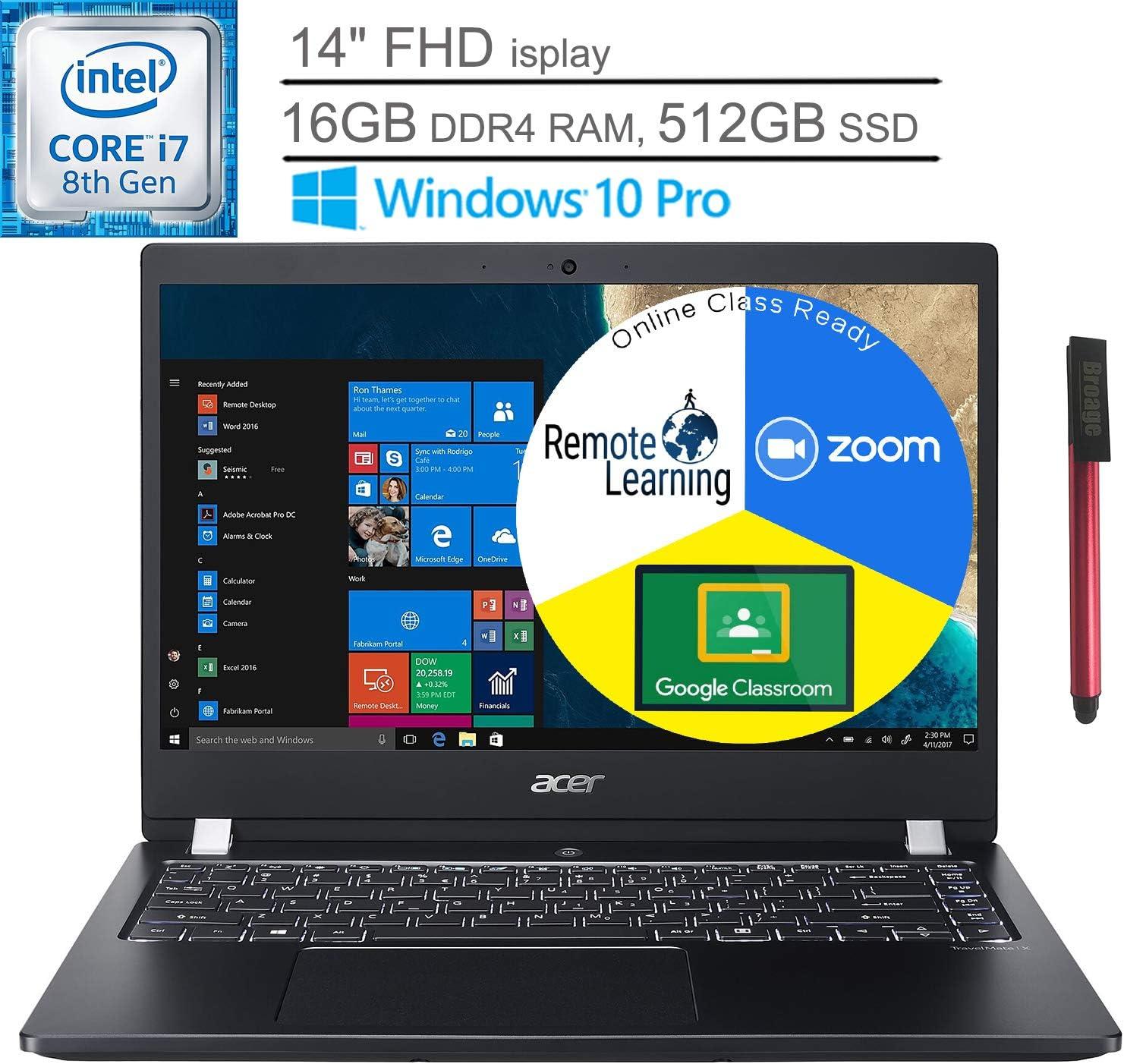 Acer TravelMate X3 14