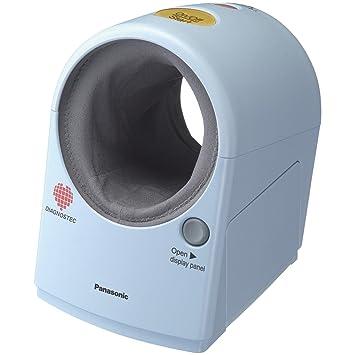 Panasonic EW3152W - Tensiómetro (6 V, 2.222 kg): Amazon.es: Salud y cuidado personal