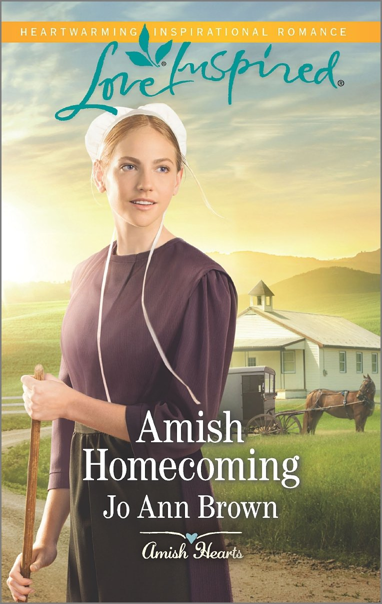 Amish Homecoming Hearts Ann Brown product image