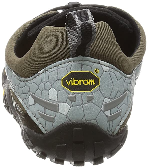 watch ae9a3 d658a Amazon.com   Vibram FiveFingers Spyridon LS - Women s Military Green Grey Black  37   Tennis   Racquet Sports