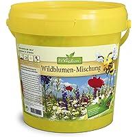 Mezcla de flores silvestres para 100 – 200 m² mezcla de sauce de abeja.