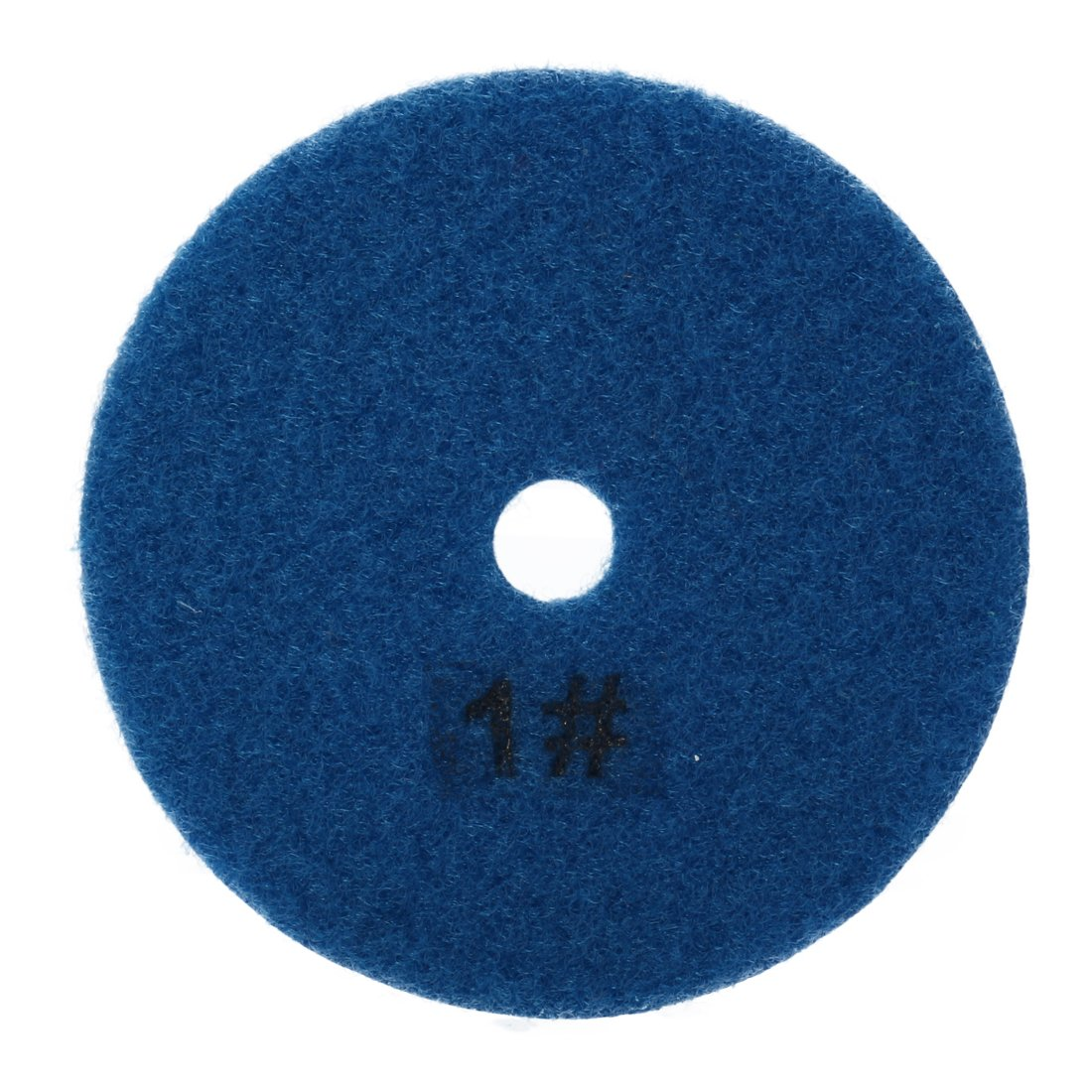 uxcell 4-inch M10 Diamond Dry Polishing Pad Grit 150 7PCS for Sanding Marble Granite Stone by uxcell (Image #3)