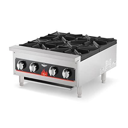 Ordinaire Vollrath (40737) 24u0026quot; Countertop Gas Hot Plate   Cayenne Series