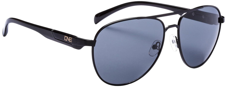 One by Optic Nerve Cadet Sunglasses, Black